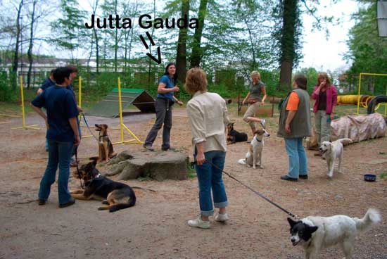 Jutta Gauda